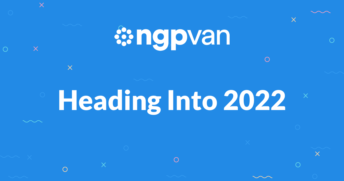 Heading Into 2020