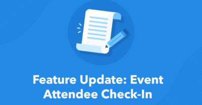 [Feature Update] Check-in Function